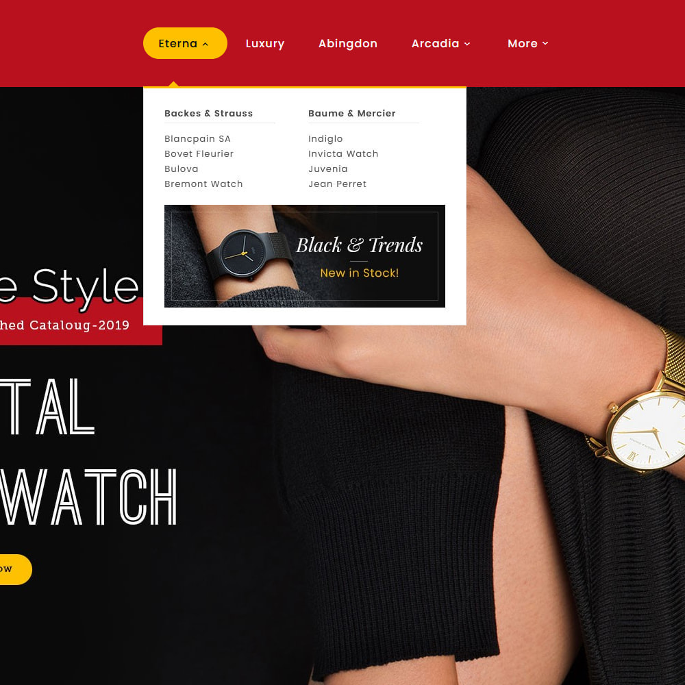 theme - Jewelry & Accessories - Q-Times Watches Store - 9