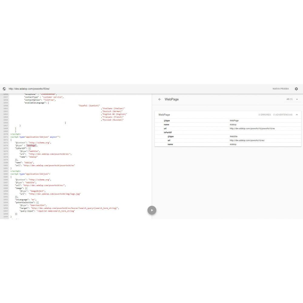 module - SEO - Vollständige Integration von MIKRODATEN und OPEN GRAPH - 11