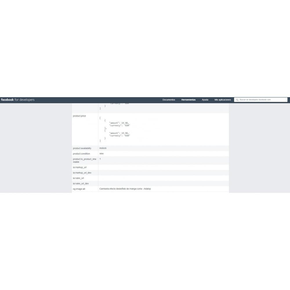 module - Естественная поисковая оптимизация - Полная интеграция МИКРОДАТЫ и ОPEN GRAPH - SEO - 25
