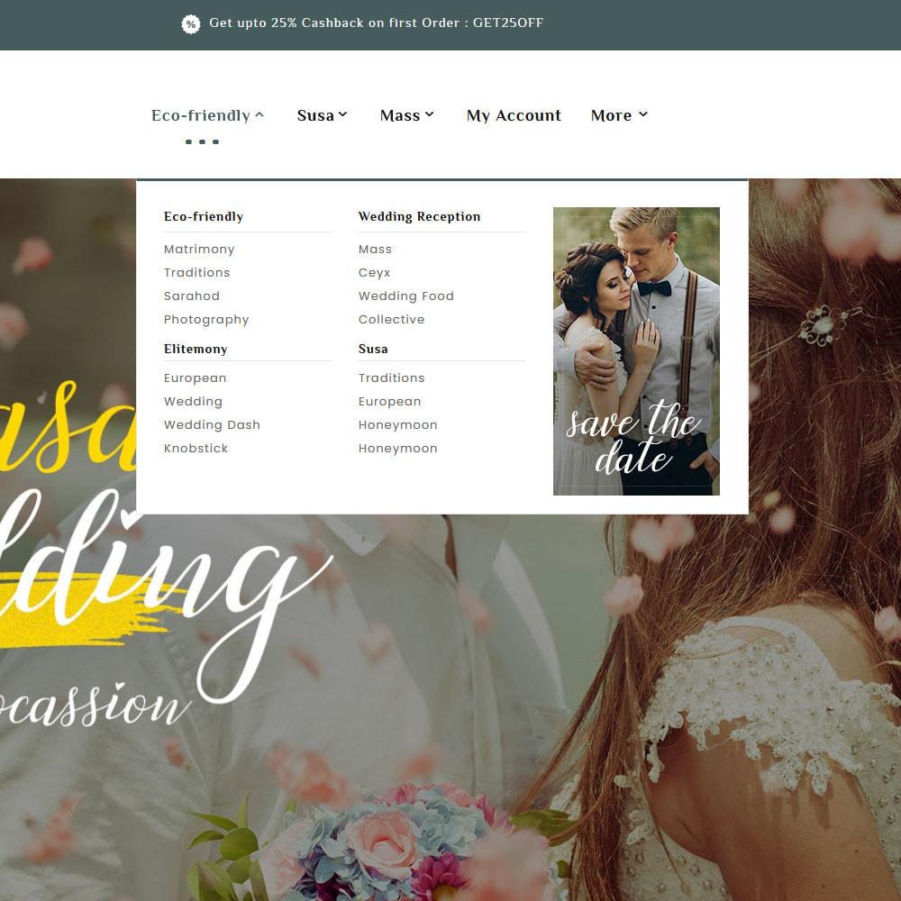 theme - Moda & Obuwie - Sweet Moment - Wedding Shop - 9