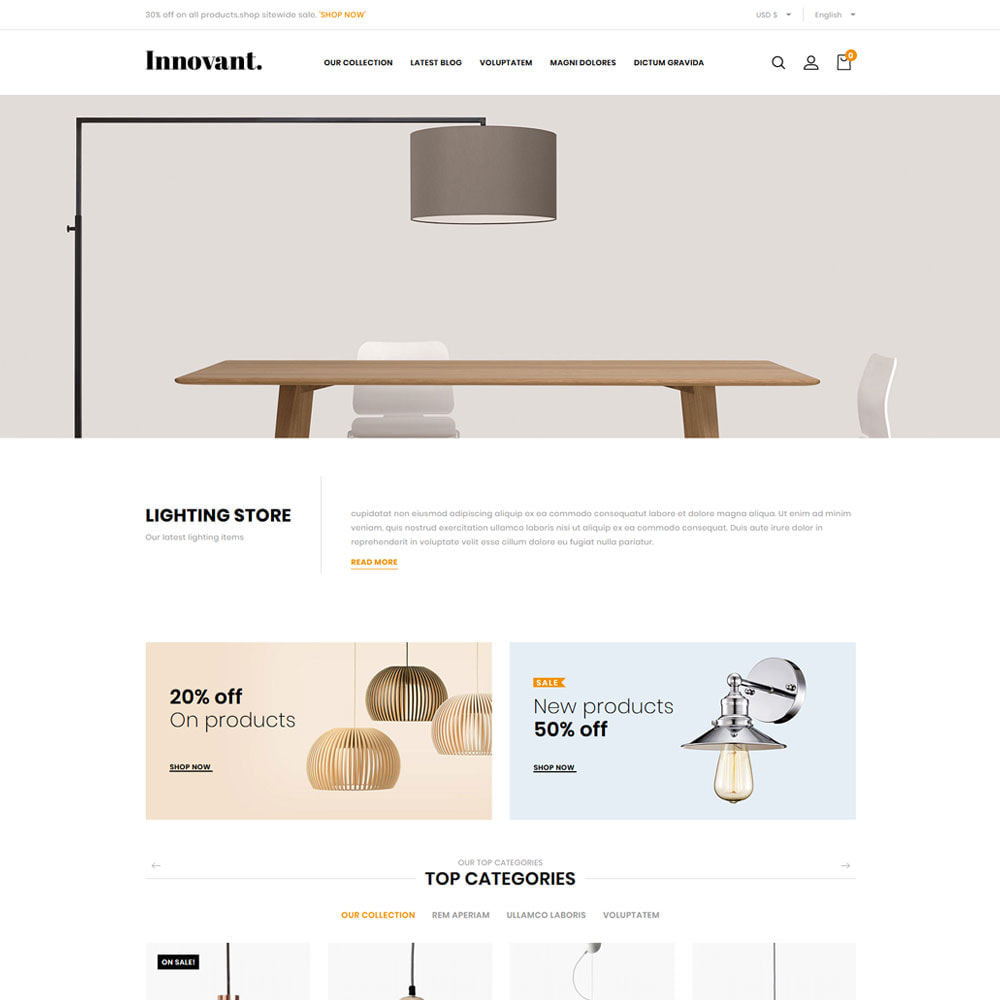 theme - Dom & Ogród - Innovant - The Furniture Store - 6
