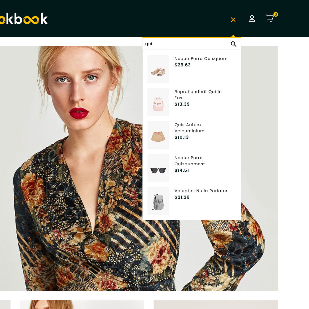 theme - Fashion & Shoes - Lookbook - Fashion Apparels - 10