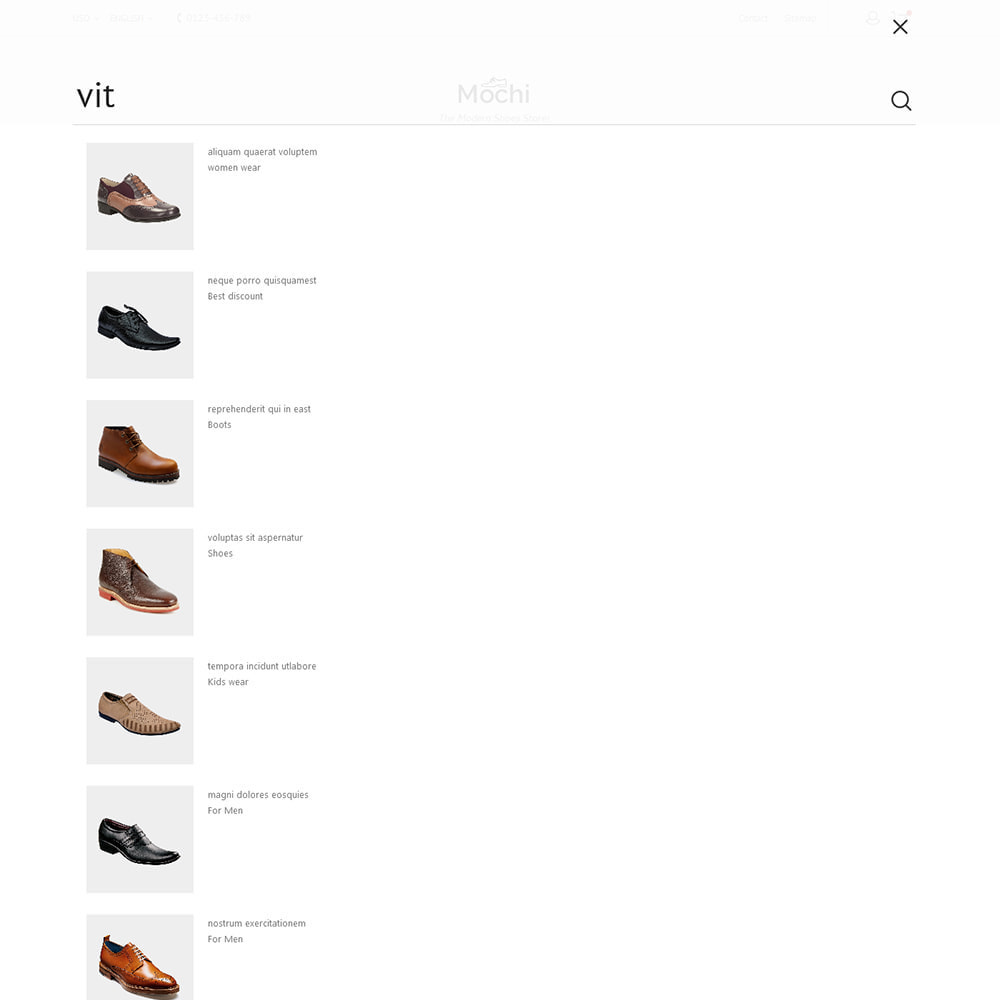 theme - Mode & Schuhe - Mochi Shoes Store - 9