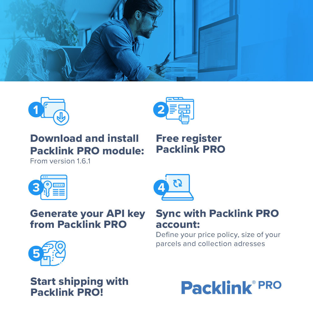 module - Shipping Costs - Packlink PRO Shipping Module - 1