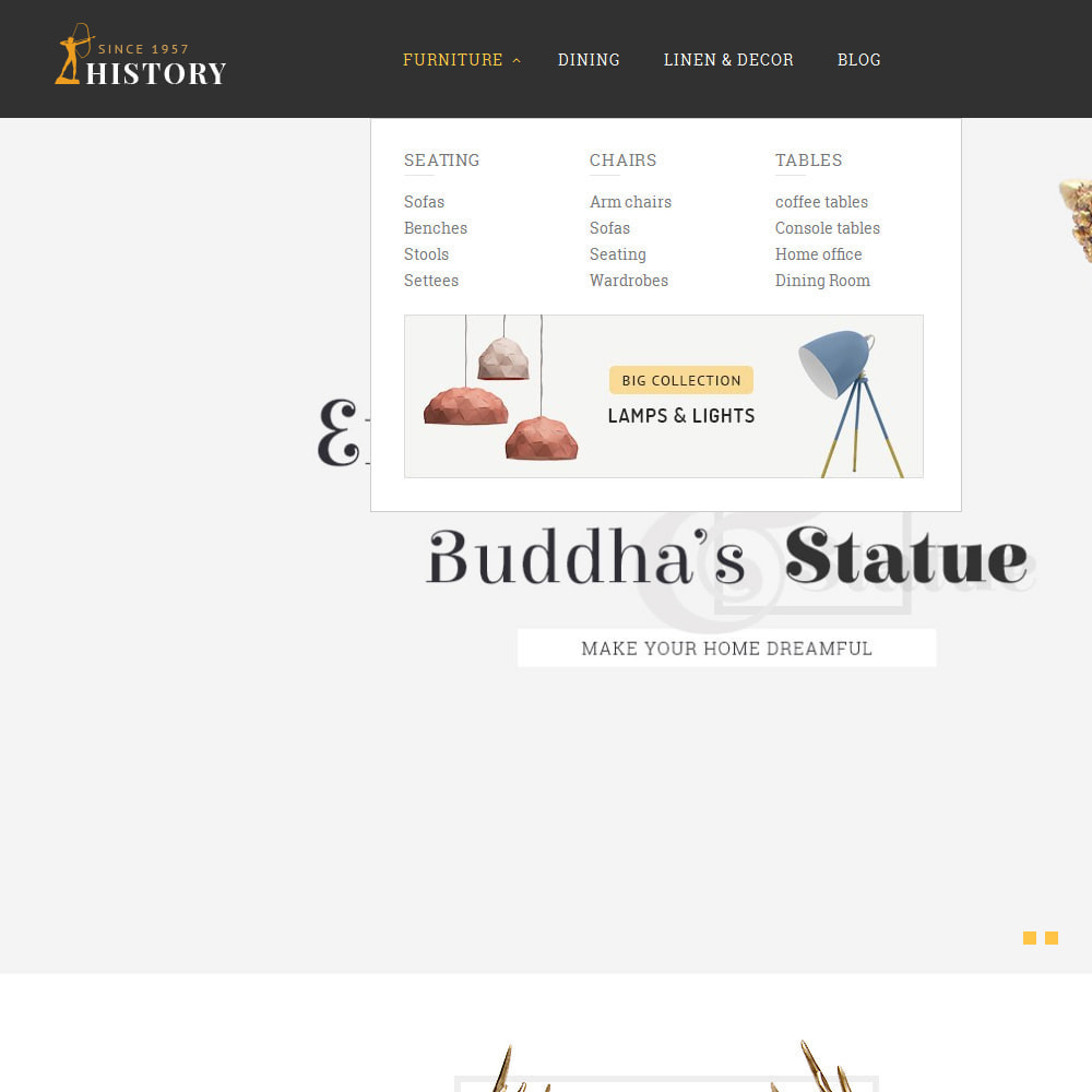theme - Kultura & Sztuka - History/Statue Store - 11