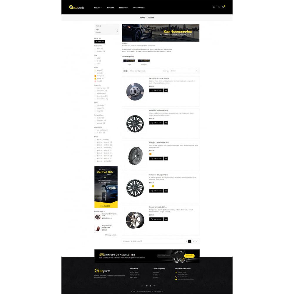 theme - Auto & Moto - Auto Parts Store - 4