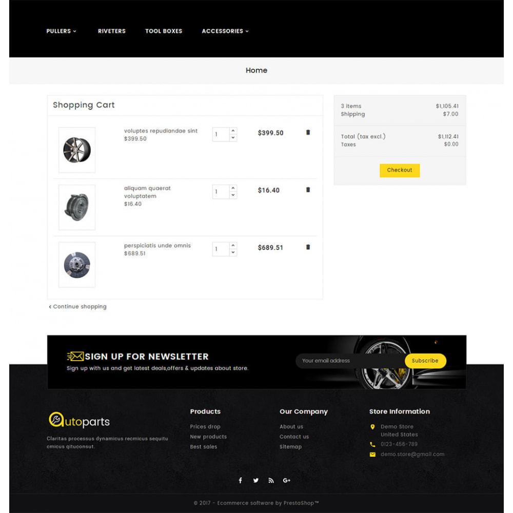 theme - Automotive & Cars - Auto Parts Store - 6