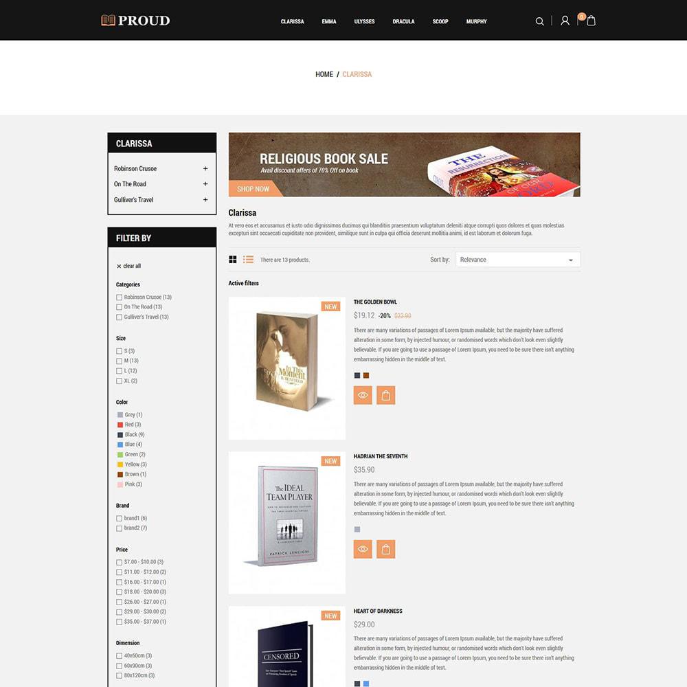 theme - Art & Culture - ProudBook - Ebook - Comic Book Store - 3