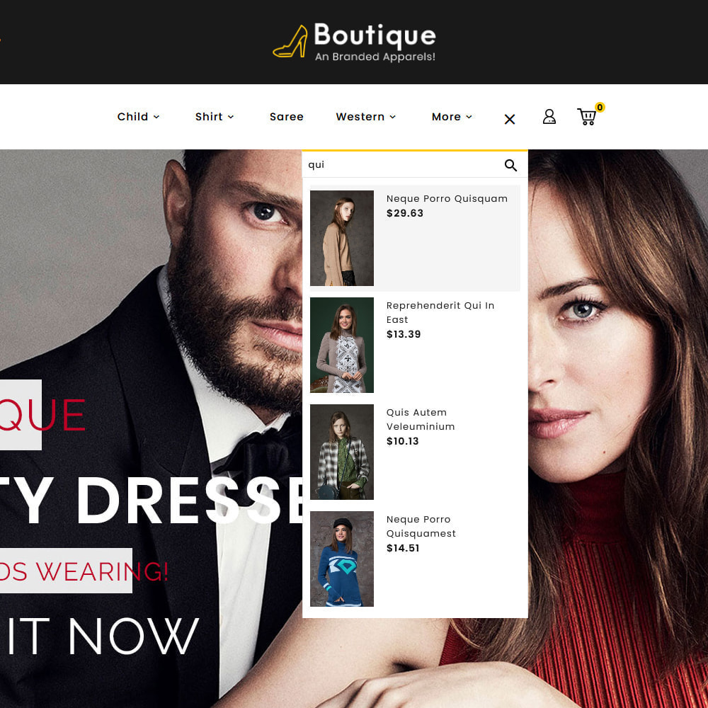 theme - Fashion & Shoes - Boutique Fashion Apparels - 10