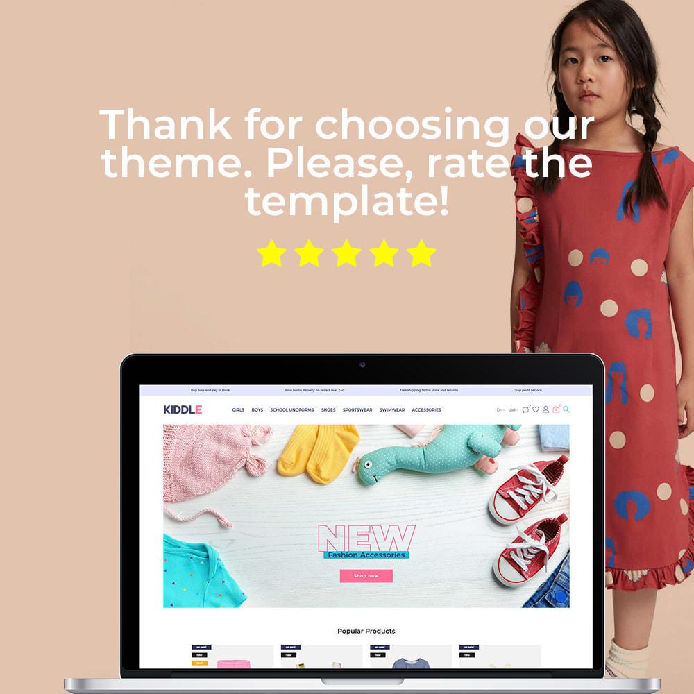 theme - Fashion & Shoes - Kiddle - Children Clothes Store - 2