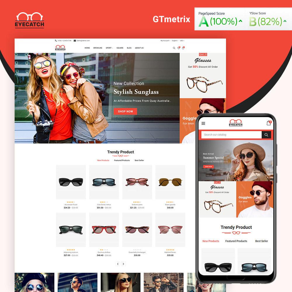 theme - Moda & Calzature - Eyecatch Goggles Store - 1