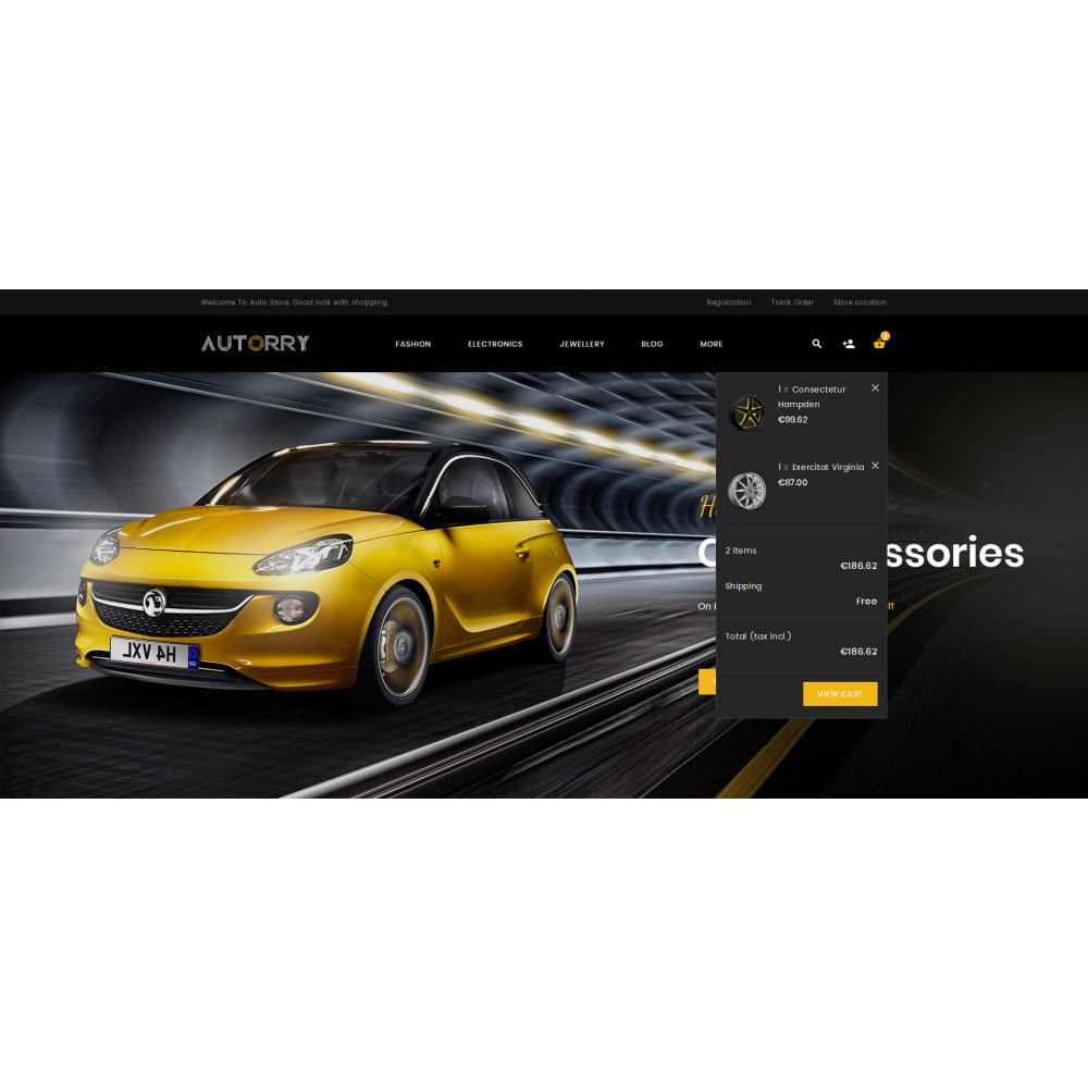 theme - Auto's & Motoren - Autorry - Auto Parts Store - 8