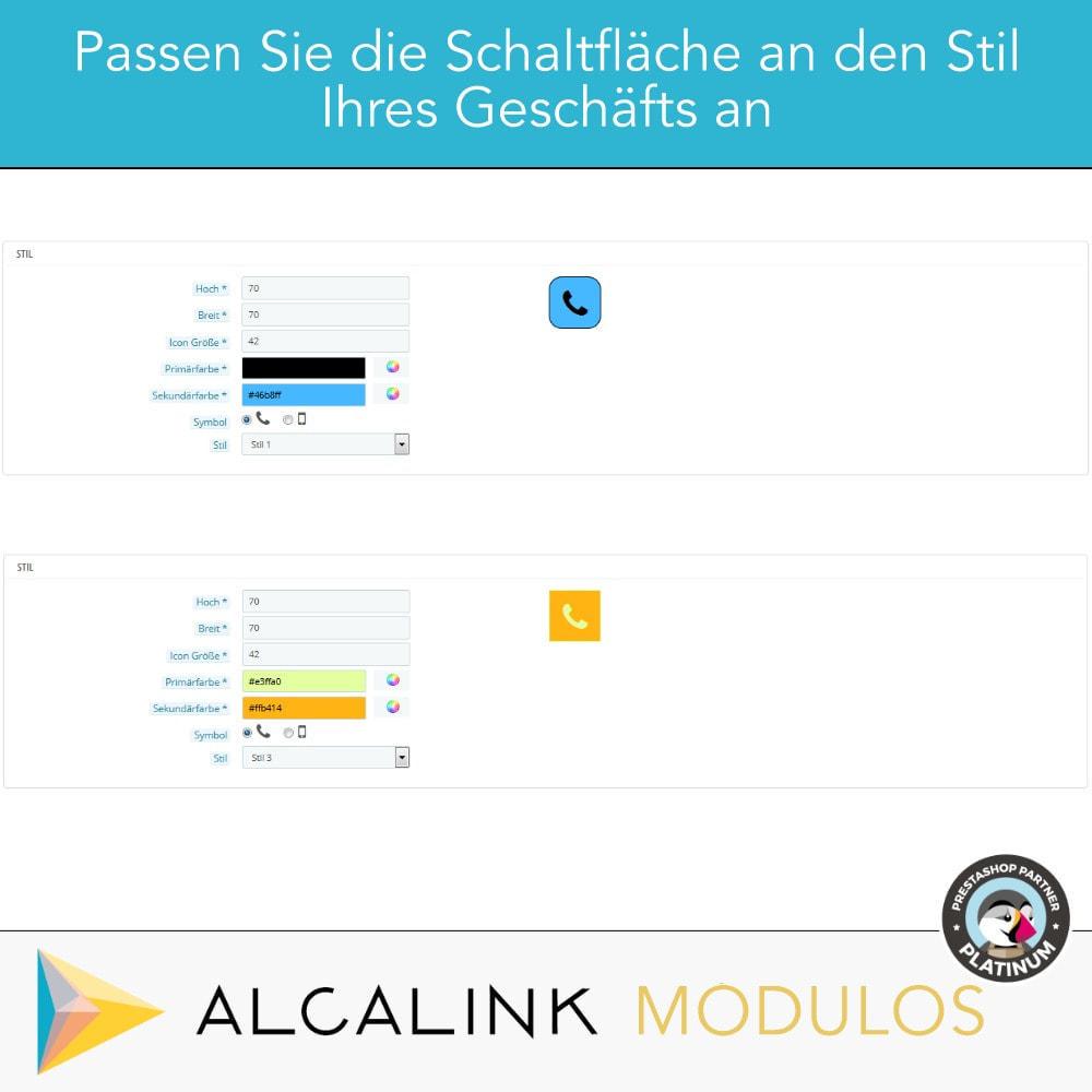 module - Mobile Endgeräte - Button zum Anrufen (mobile version) - 4
