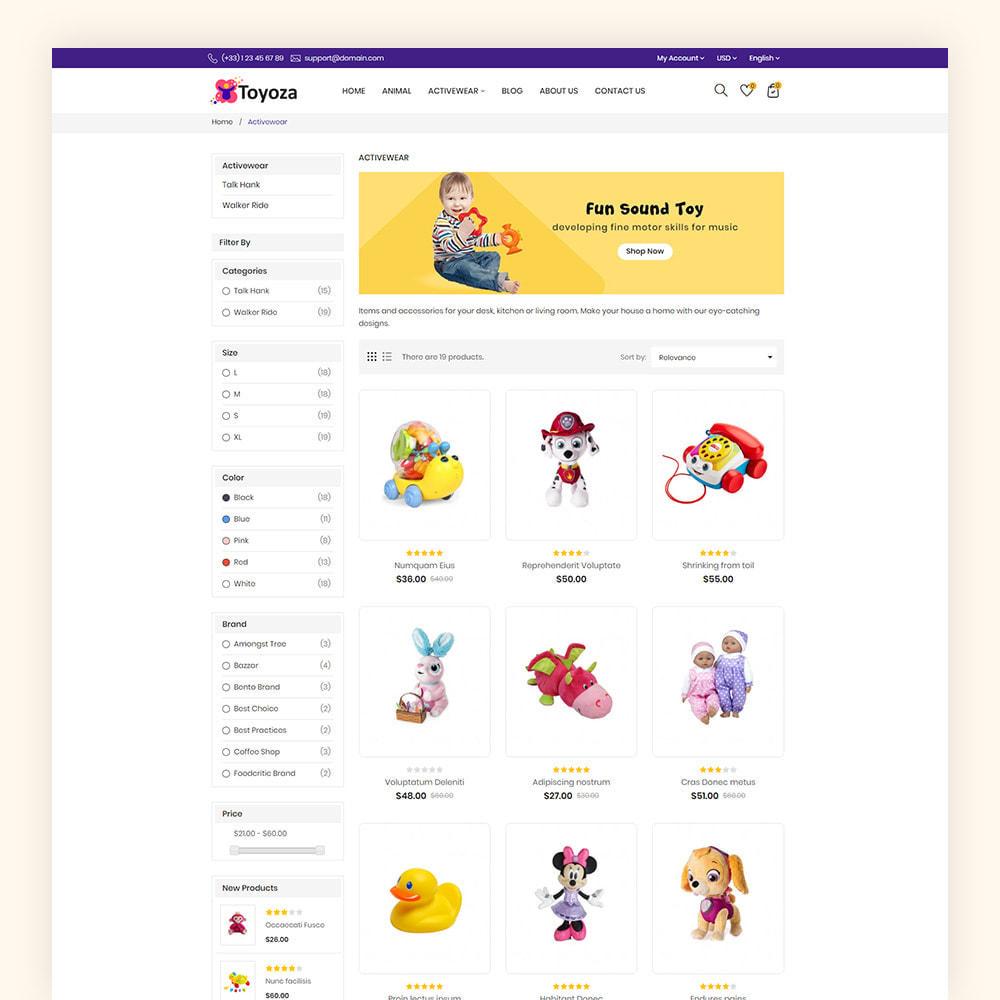 theme - Niños y Juguetes - Toyoza Toy Store - 5