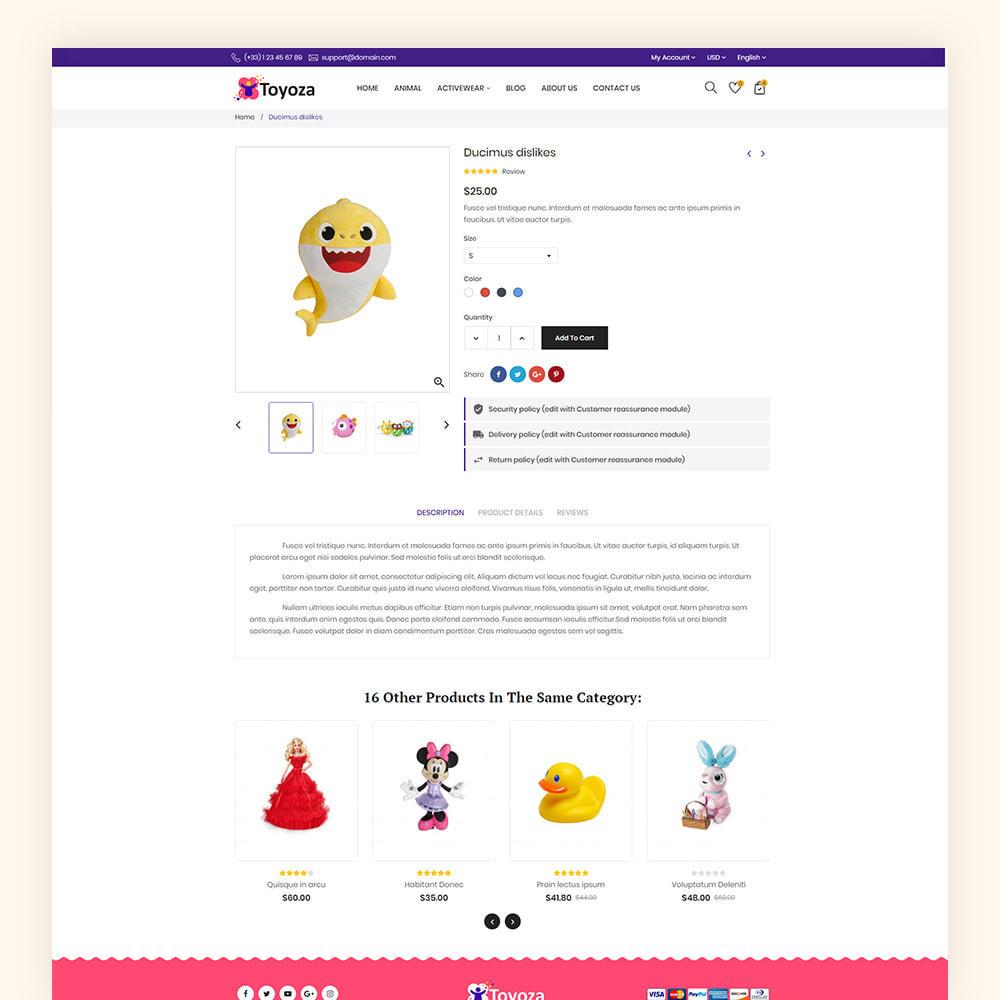 theme - Kinder & Spielzeug - Toyoza Toy Store - 7