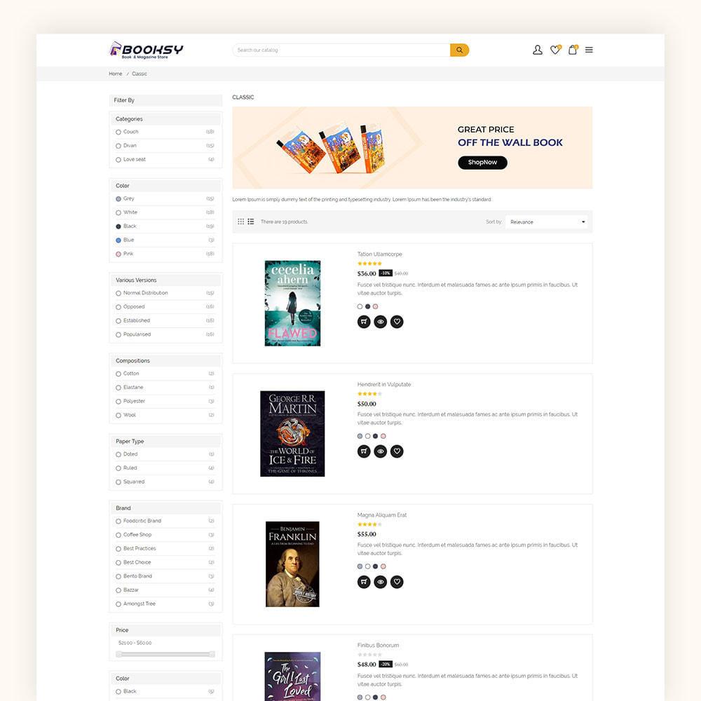theme - Kinder & Spielzeug - Booksy Book Store - 6