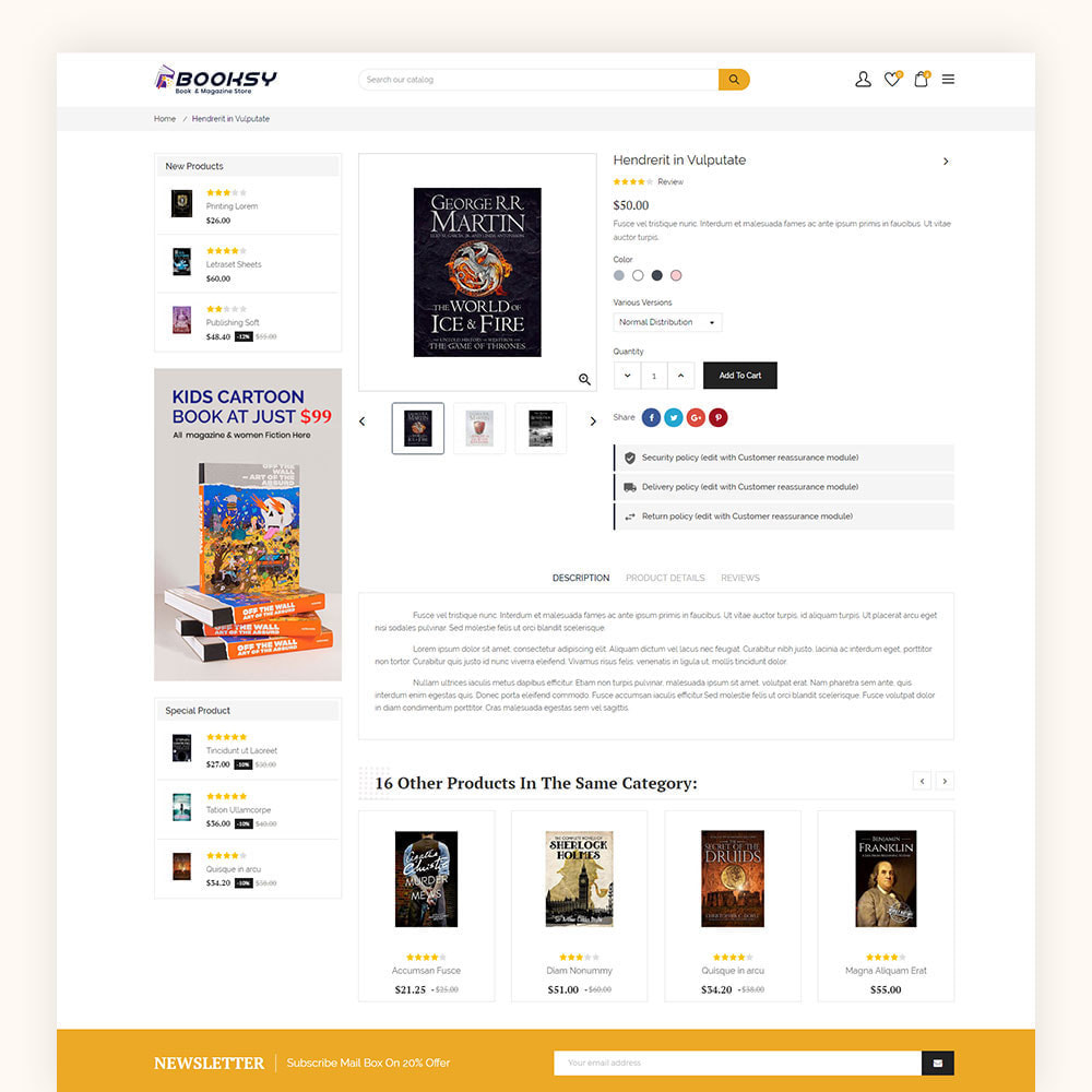 theme - Kinder & Spielzeug - Booksy Book Store - 7