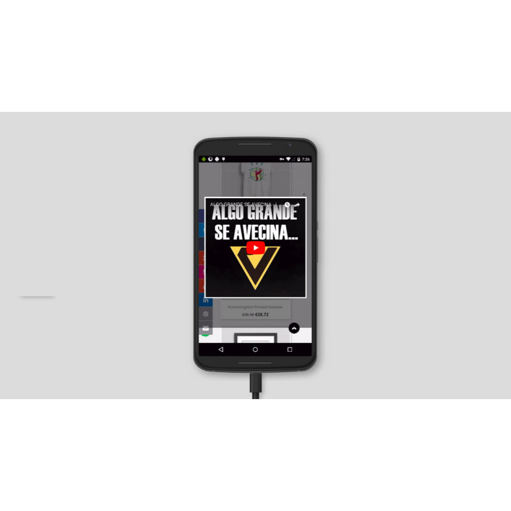 module - Video & Musica - Popup YouTube Video - 2