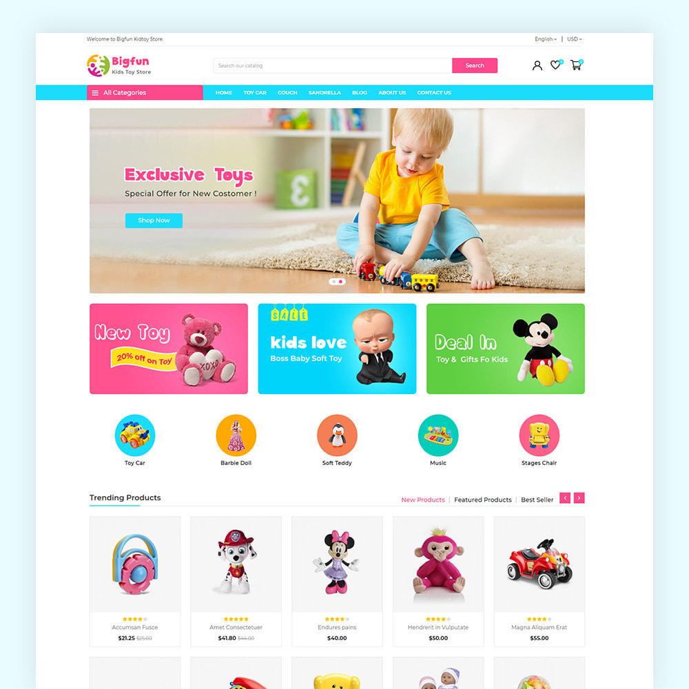 theme - Kinder & Spielzeug - Bigfun Kids Toy Store - 2