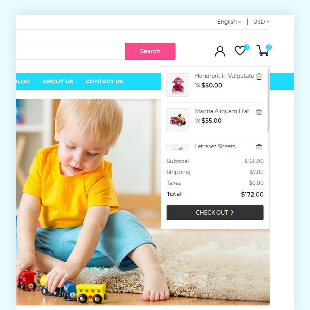 theme - Zabawki & Artykuły dziecięce - Bigfun Kids Toy Store - 4