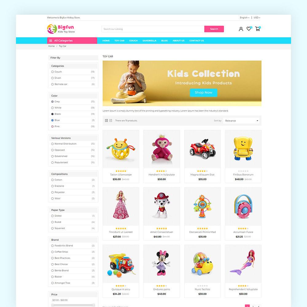 theme - Zabawki & Artykuły dziecięce - Bigfun Kids Toy Store - 5
