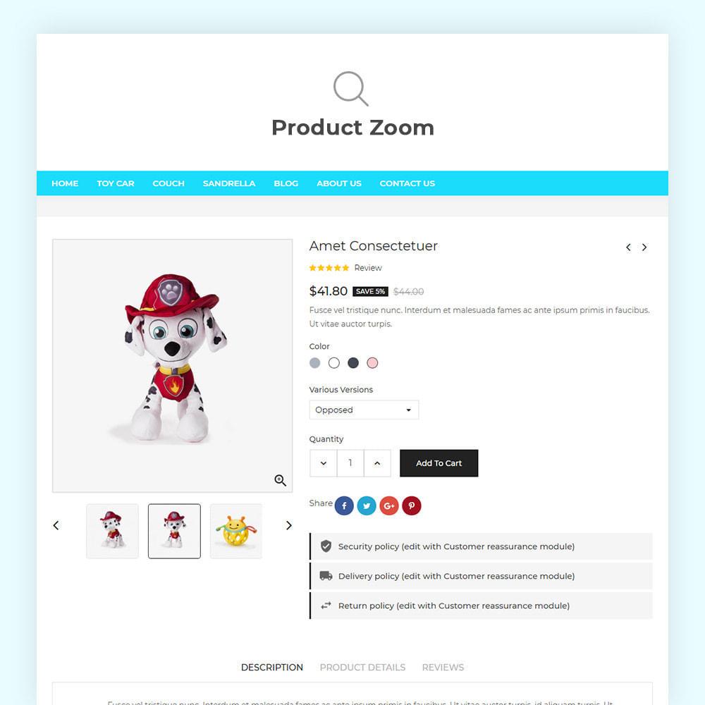 theme - Zabawki & Artykuły dziecięce - Bigfun Kids Toy Store - 8