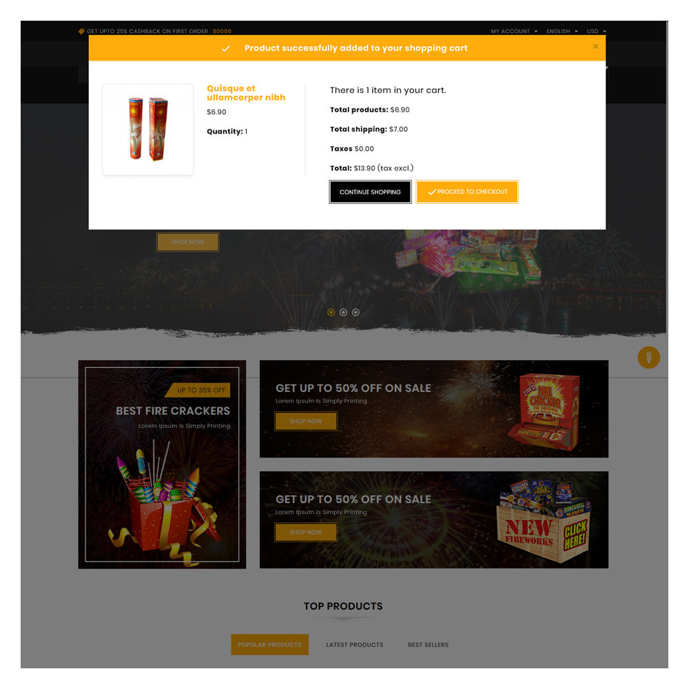 theme - Gifts, Flowers & Celebrations - Maxcure Fireworks Store - 6