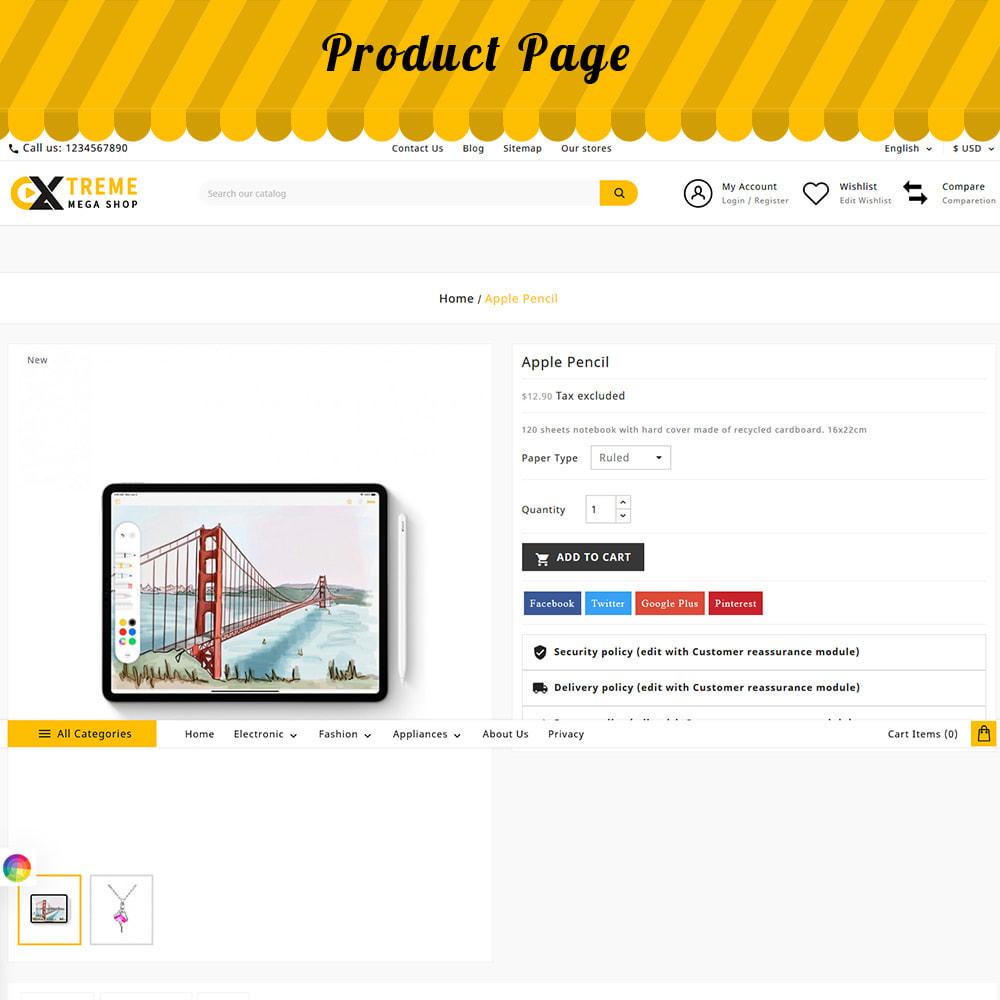 theme - Elektronik & High Tech - ADTemplate - Mega Store - 9