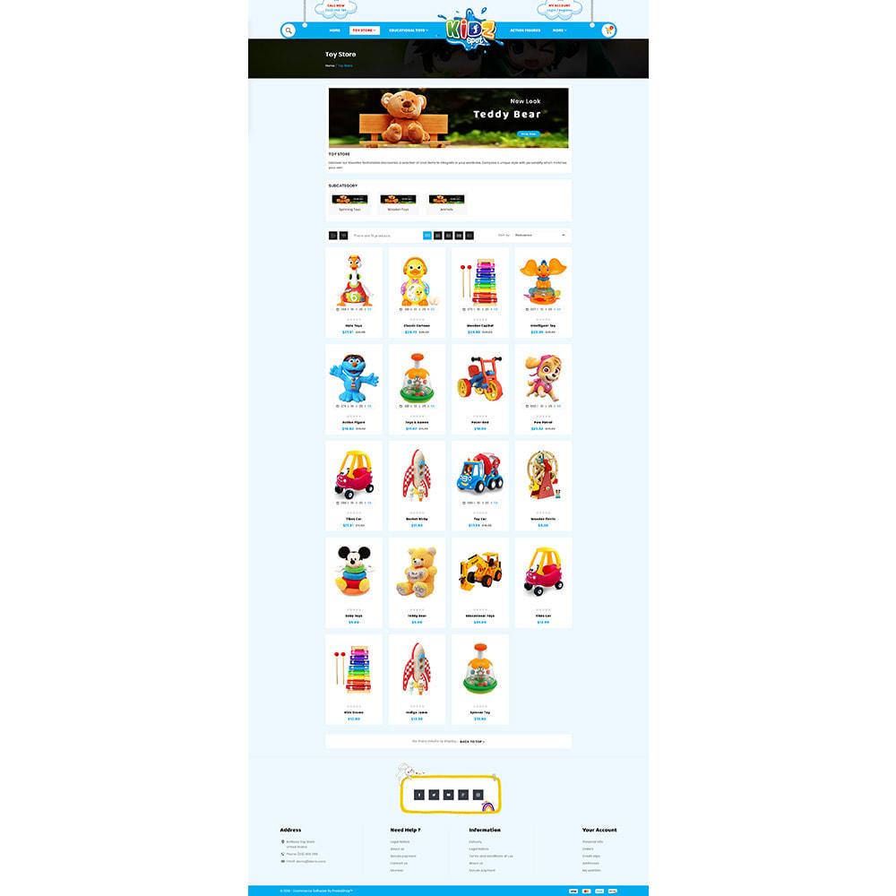 theme - Zabawki & Artykuły dziecięce - Kidz Baby–Toys Children–Kids Store - 3