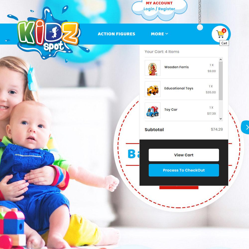 theme - Zabawki & Artykuły dziecięce - Kidz Baby–Toys Children–Kids Store - 7
