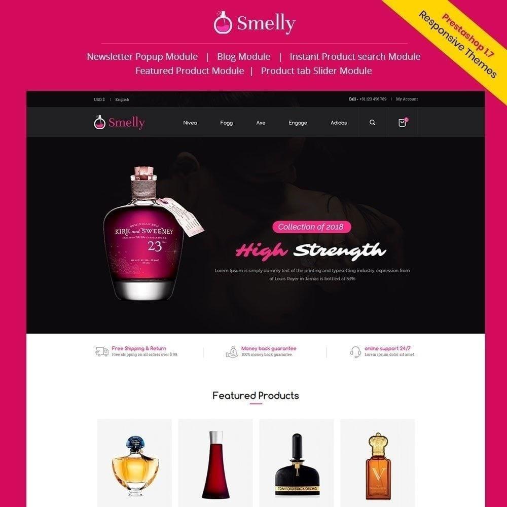 theme - Moda & Calçados - Smelly Perfume - Loja de Moda - 2