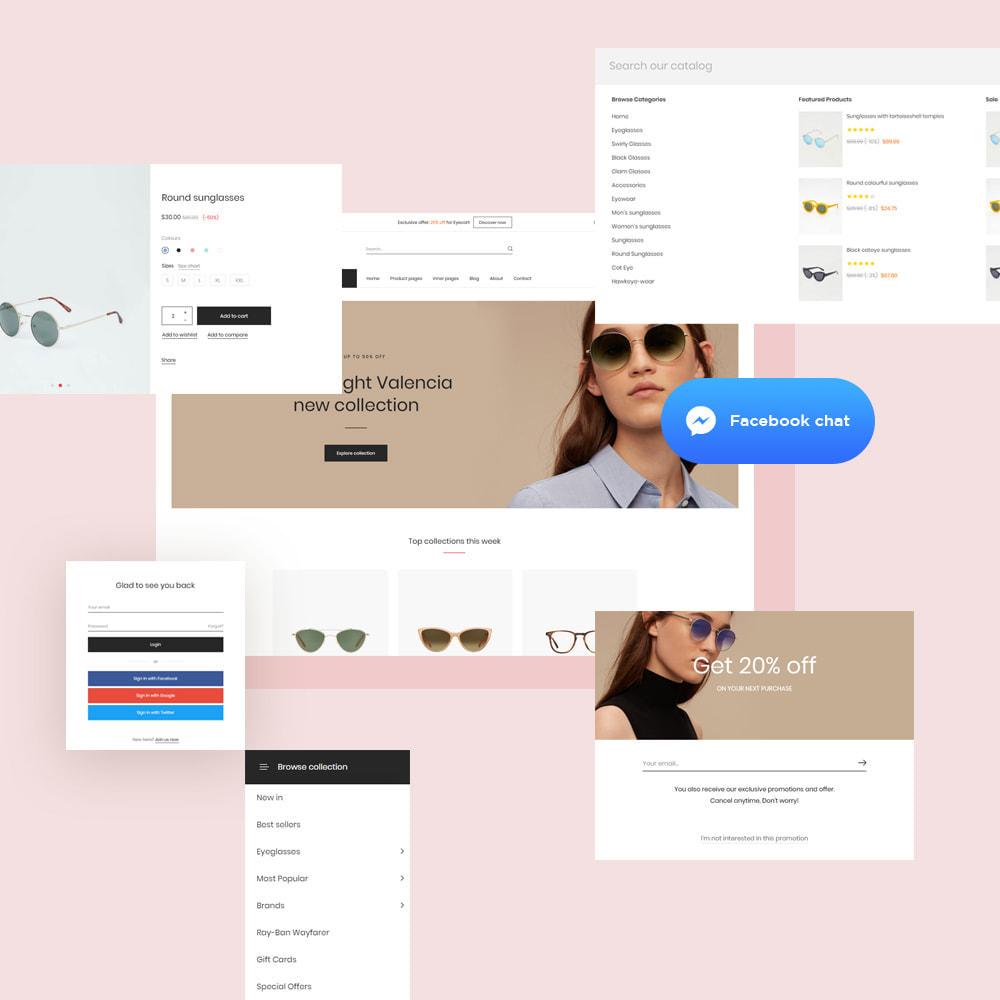 theme - Fashion & Shoes - Garrett - Glasses, Fashion & Accessories Store - 14