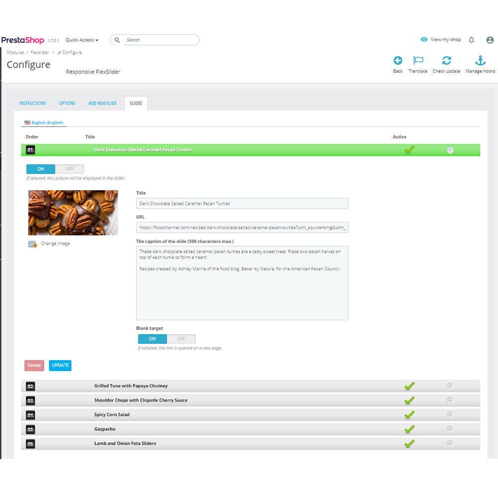 module - Sliders y Galerías de imágenes - Responsive Full Width Image Slider - 6