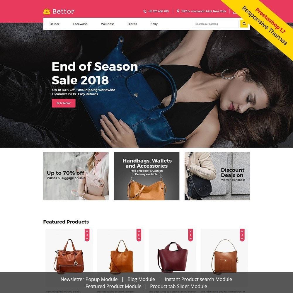 theme - Mode & Schoenen - Bettor Bag - Mode - 2