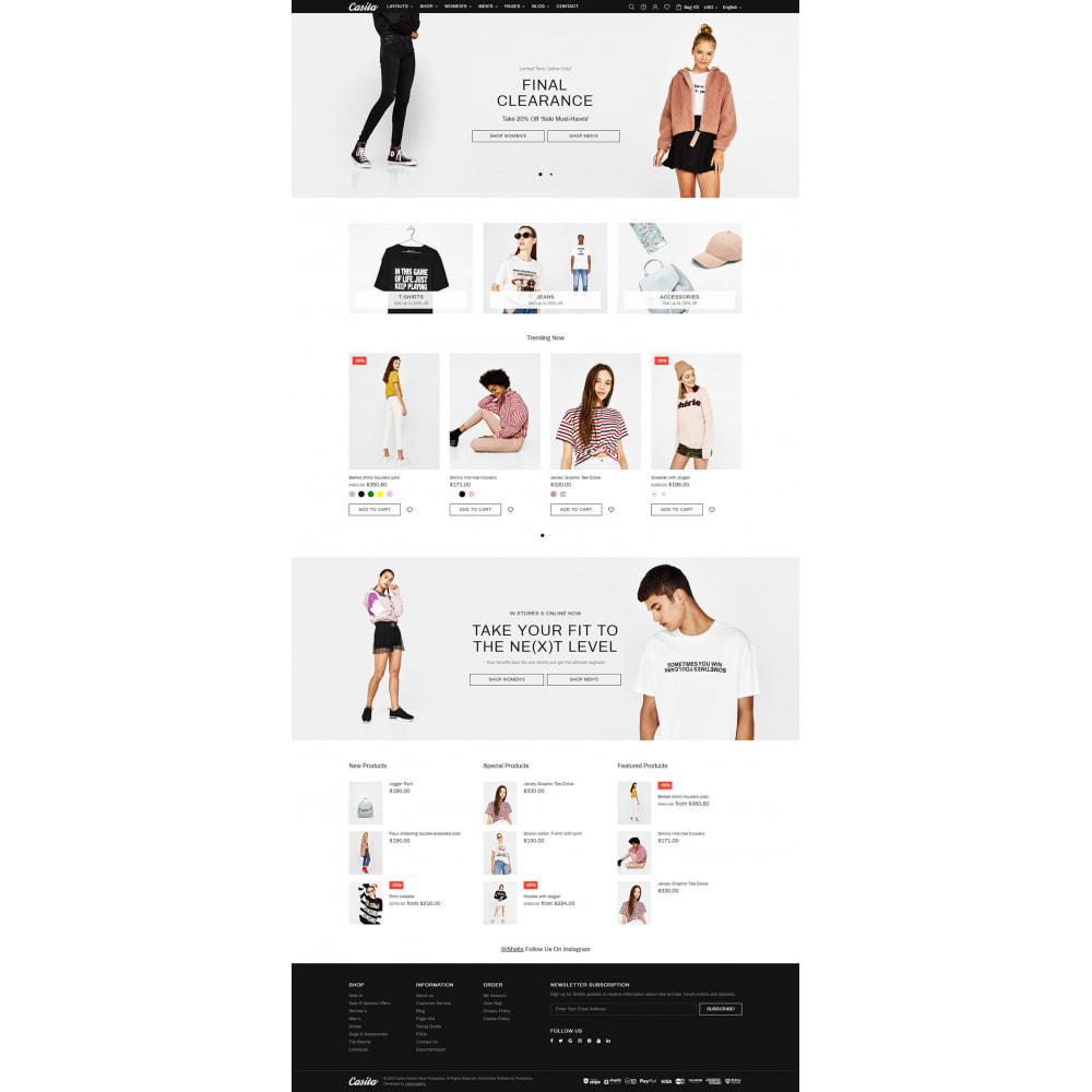 theme - Moda & Calzature - Casita - Unique Fashion Theme - 7