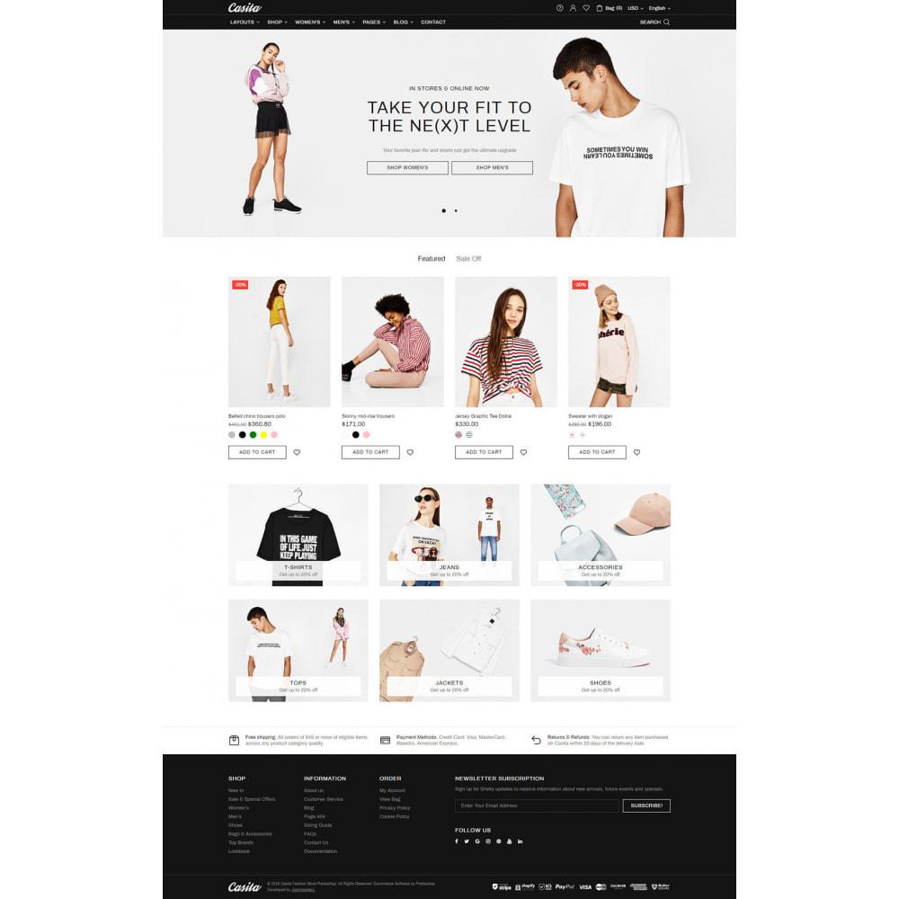 theme - Moda & Calzature - Casita - Unique Fashion Theme - 10