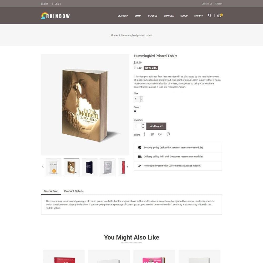 theme - Arte y Cultura - Rainbow Book - Tienda de libros electrónicos - 6