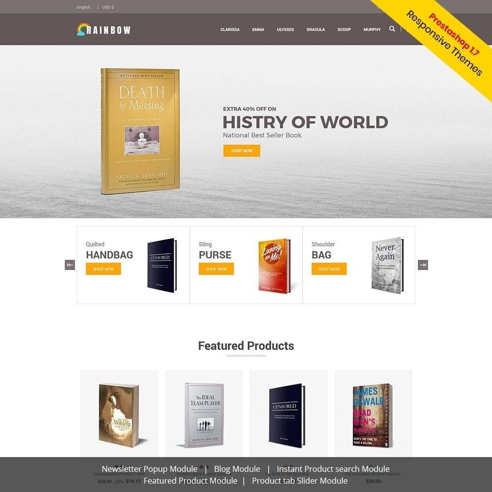 theme - Arte e Cultura - Livro do arco-íris - Loja de Ebook - 3