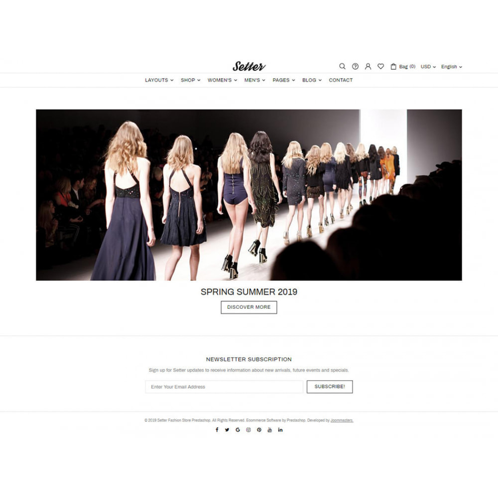 theme - Moda & Obuwie - Setter - Premium Fashion Theme - 9