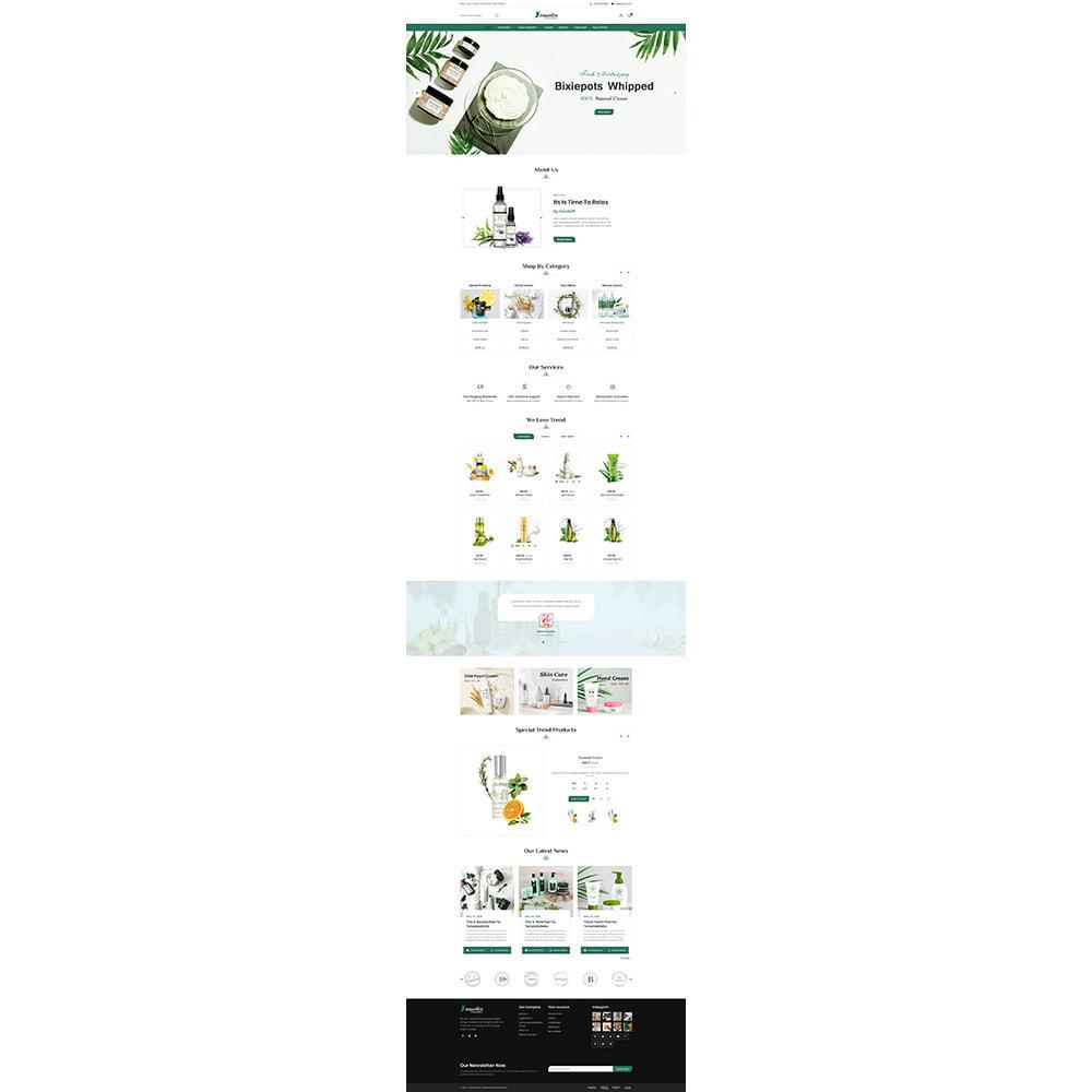 theme - Santé & Beauté - Cosmetics Nascita- Cosmeti Store Premium Theme - 2