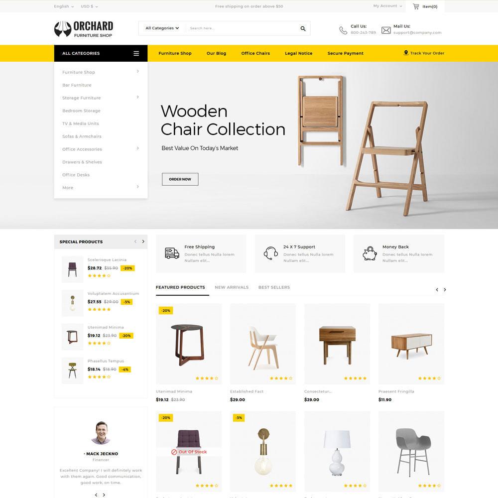 theme - Casa & Giardino - Orchard - Il negozio di legno multiuso - 6