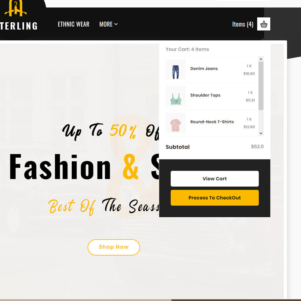 theme - Fashion & Shoes - Sterling Fashion Premium Store - 7