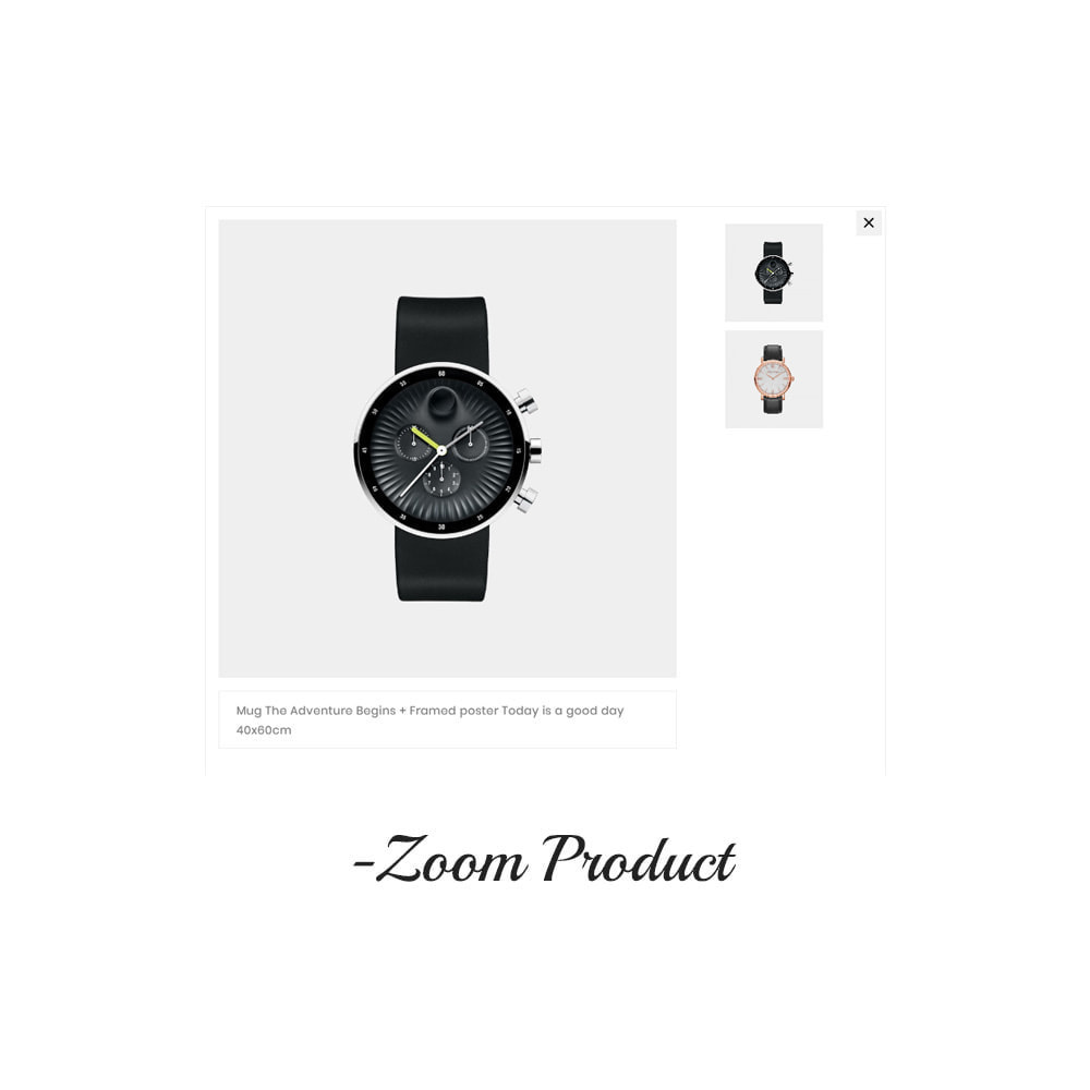 theme - Спорт и Путешествия - Watch Time – Clock Premium Store - 6