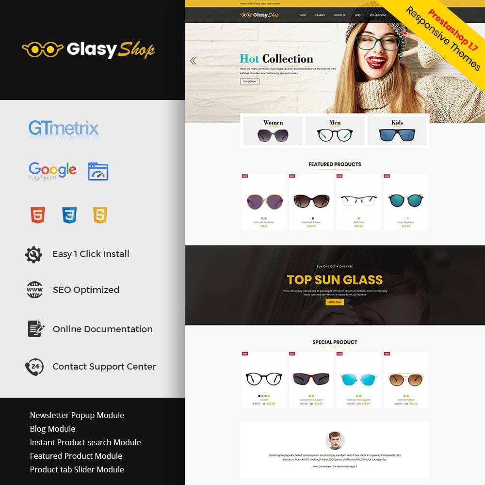 theme - Fashion & Shoes - Sun Glasses - Frames Goggles Lens Store - 1