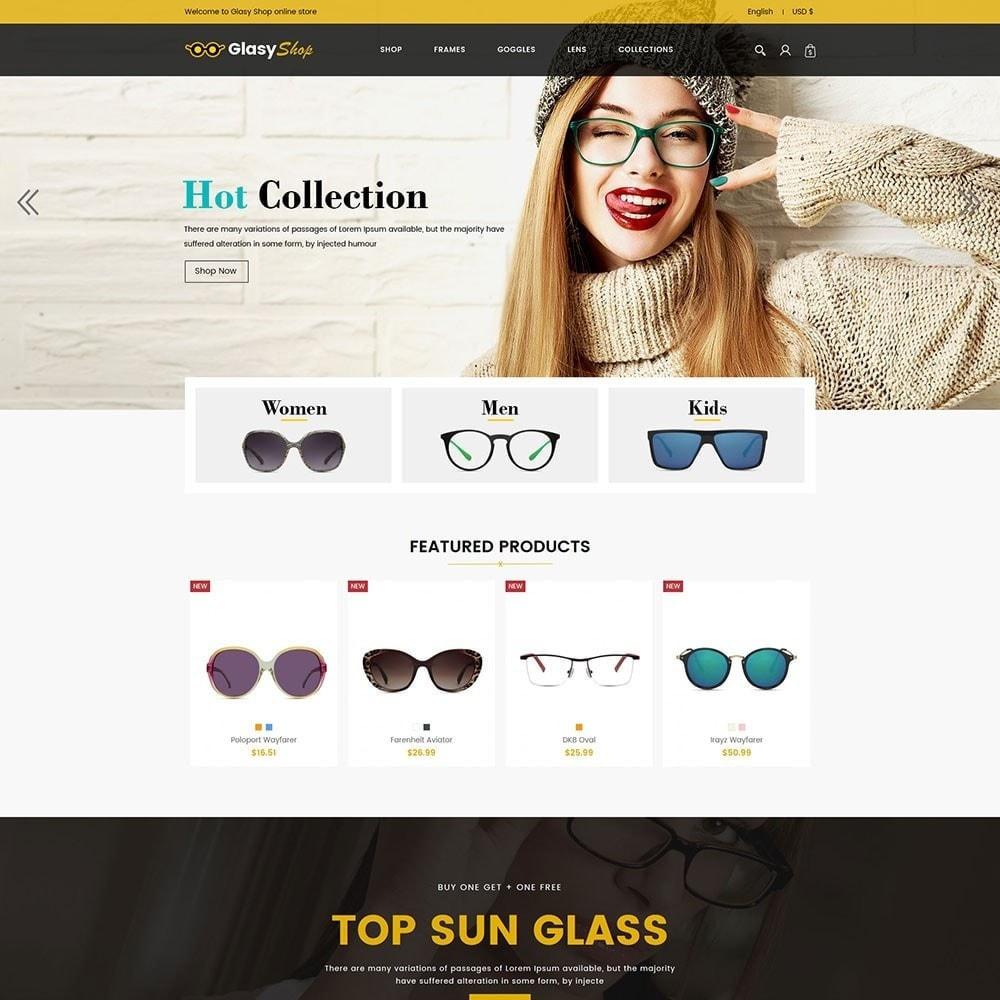 theme - Fashion & Shoes - Sun Glasses - Frames Goggles Lens Store - 2
