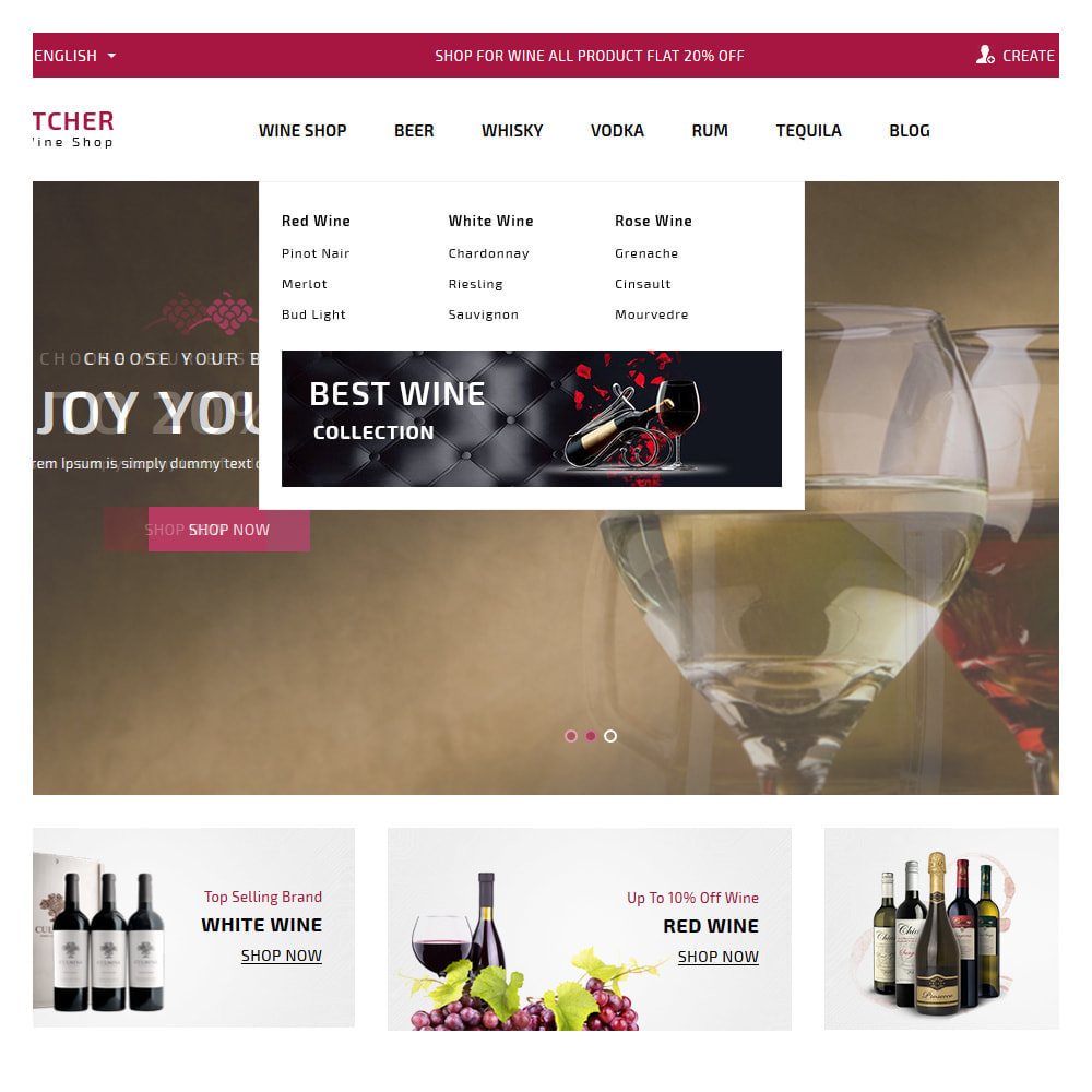 theme - Drink & Wine - Witcher Drink & Tobacco Store - 8