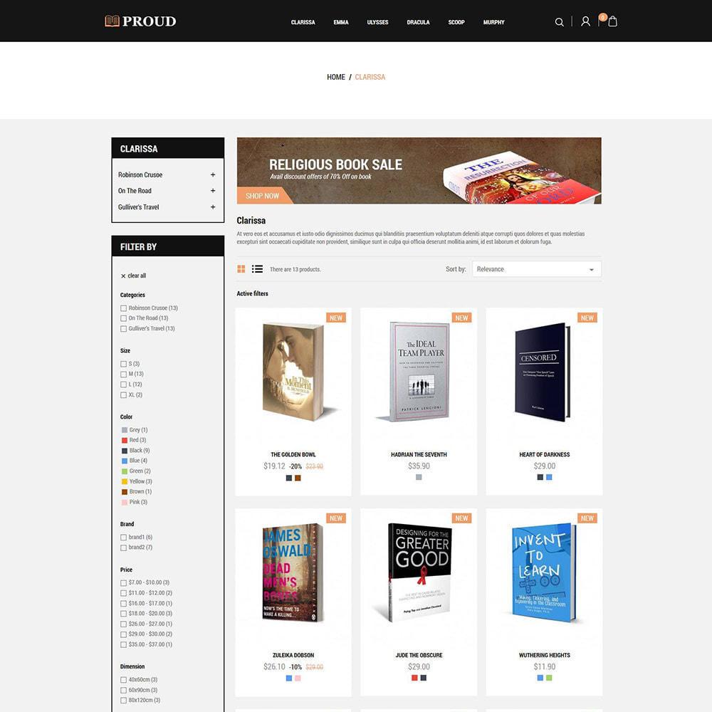 theme - Arte y Cultura - ProudBook - Ebook - Tienda de cómics - 3