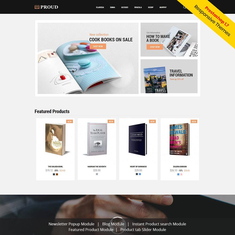 theme - Arte y Cultura - ProudBook - Ebook - Tienda de cómics - 4