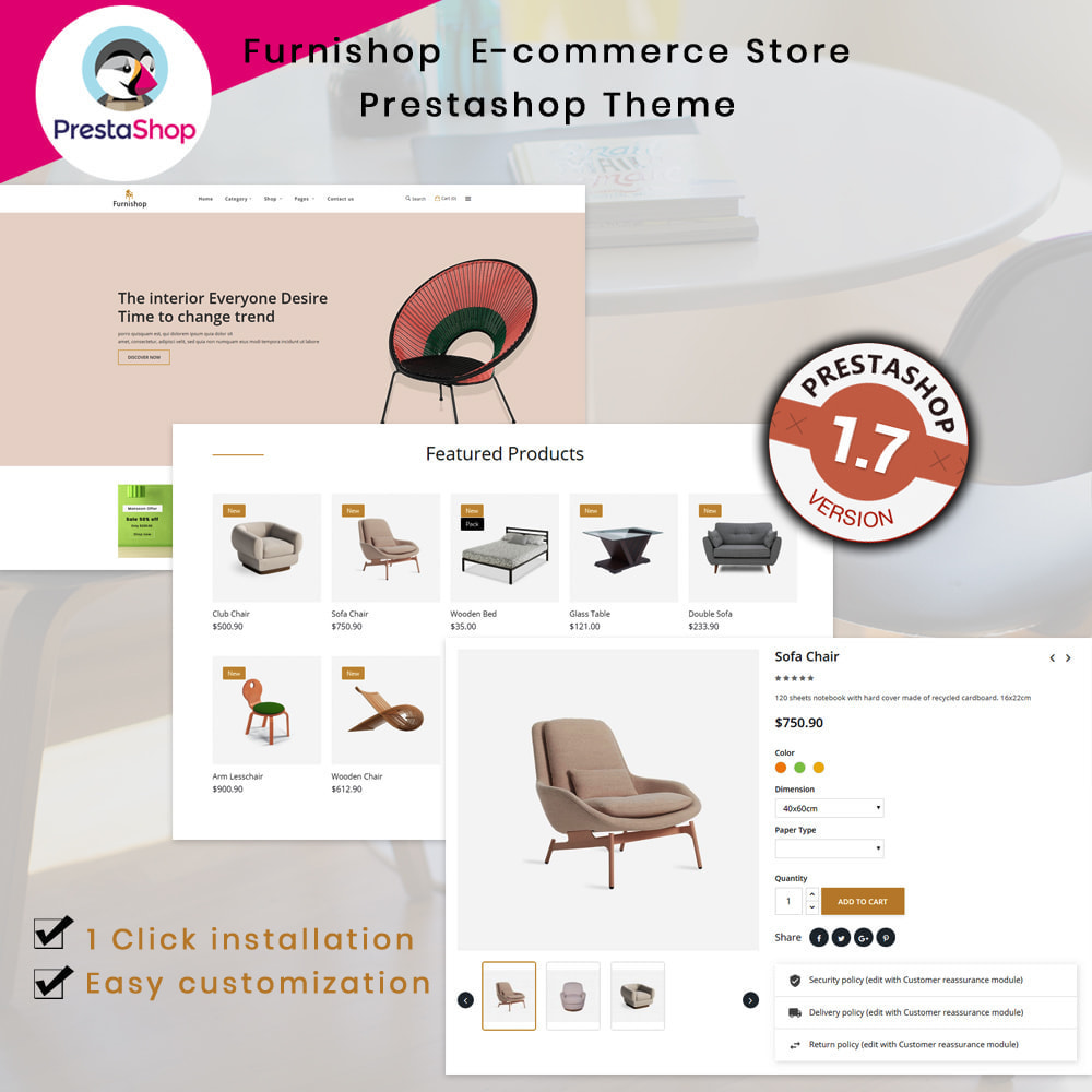 theme - Home & Garden - Furnishop - The Furniture eCommerce Store - 1