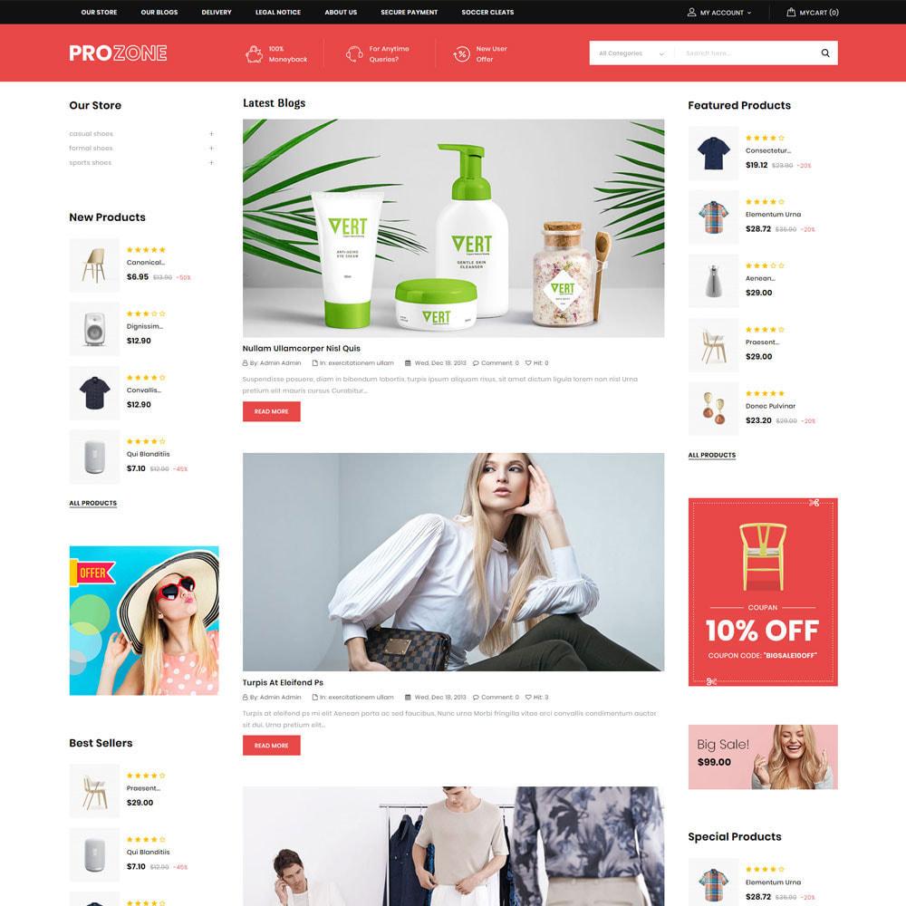theme - Mode & Schuhe - Prozone - The Fashion Store - 8